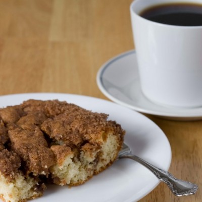 Blue Ribbon Pecan Coffee Cake