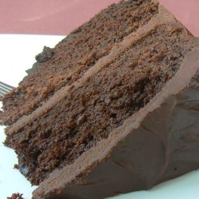 The Ultimate Chocolate Cake!