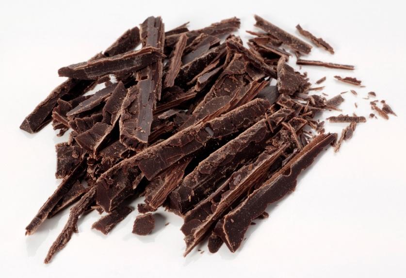 How To Make Dark Chocolate Shavings