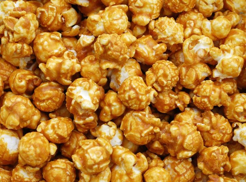 Caramel Corn Macro iStock