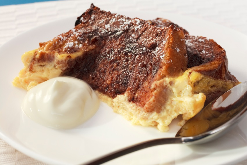 Chocolate Bread Pudding for Chocolate Monday! - The Heritage Cook ®