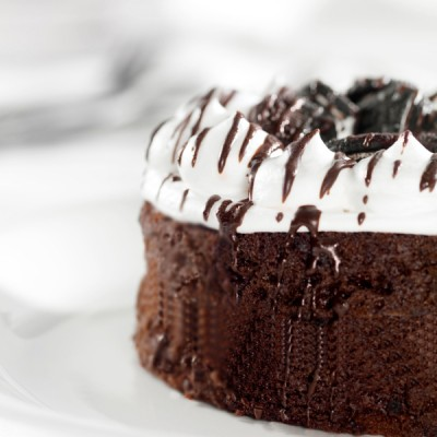Mississippi Mud Cake for Chocolate Monday!
