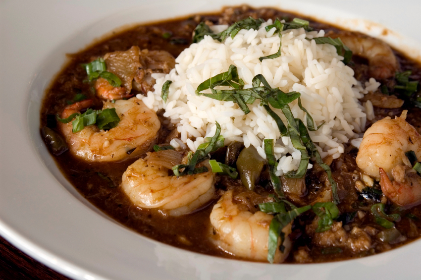 Shrimp Etouffee (Cajun Shrimp with Rice) • The Heritage Cook