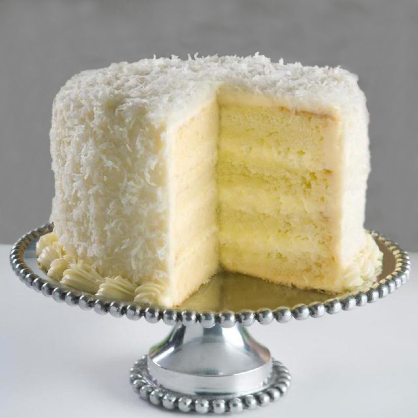 Coconut Flour Orange Cake Recipe