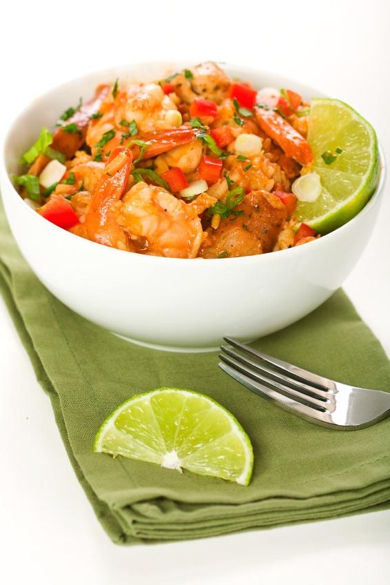 Louisiana Shrimp Creole from Chef John Besh • The Heritage ...