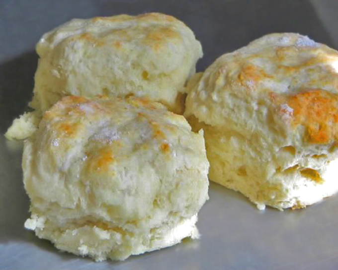 Cream Biscuits - A Taste of Southern Hospitality in Every Bite! - The ...