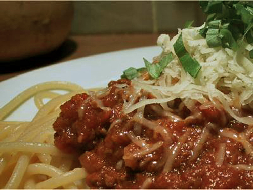 Ragu alla Bolognese and Portalupi Wines for Winesday at The Heritage ...