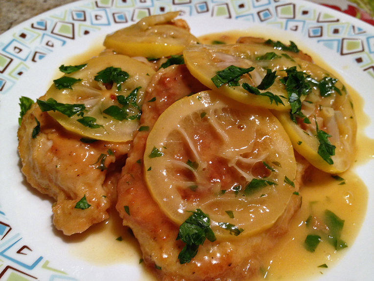 The Perfect Party Dish Chicken Francese Chicken With