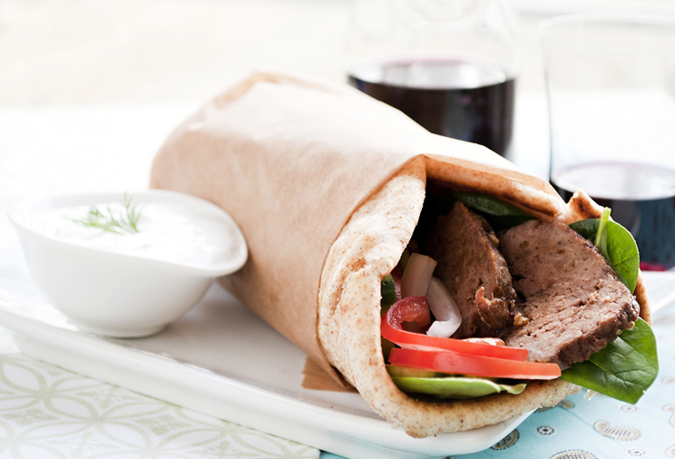 Guest Post Doner Kebab Turkish Lamb Sandwiches For Festive Friday The Heritage Cook