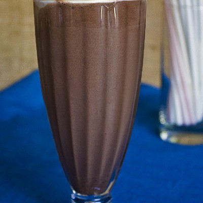 The Great Shake 2012 … Old-Fashioned Chocolate Malt Shakes!