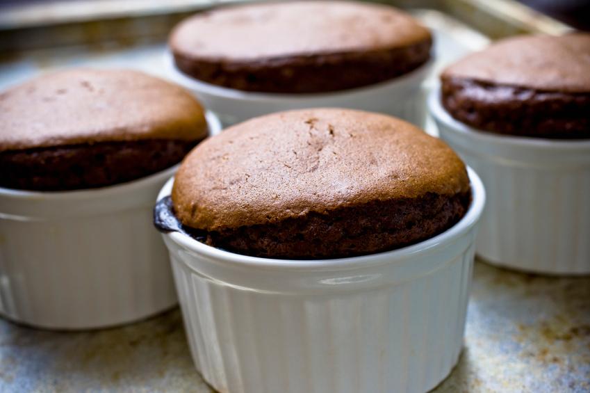 Easy chocolate molten lava cake recipes