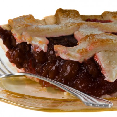 Blue Ribbon Winning Sour Cherry Pie to Celebrate Pie Day!
