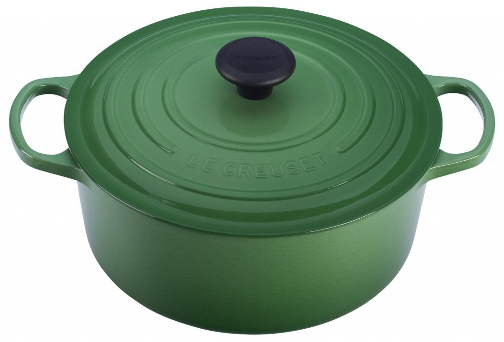Green Dutch Oven - 1 of 75 gifts for food lovers