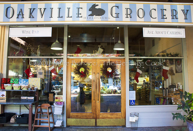 Oakville Grocery in Healdsburgh CA