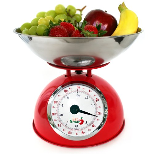 You can win this EatSmart Precision Retro Mechanical Kitchen Scale from in The Heritage Cook Giveaway!