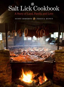 Salt Lick Cookbook cover