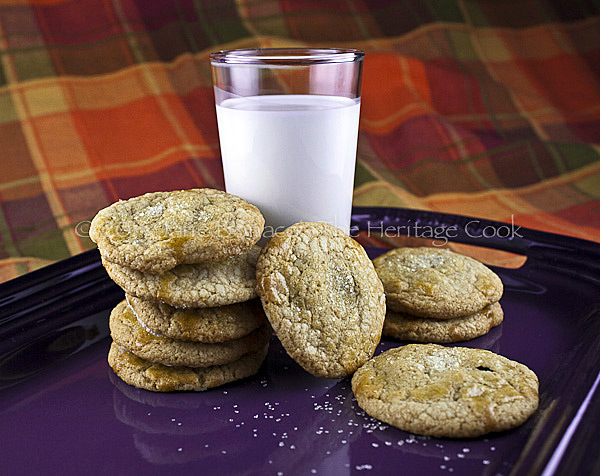 Nutella-Filled-Vanilla-Cookies-copyright Jane Bonacci The Heritage Cook