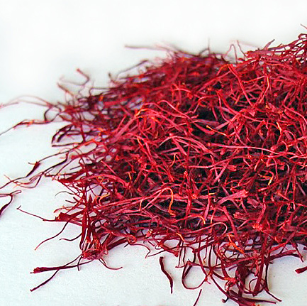 Saffron-Threads