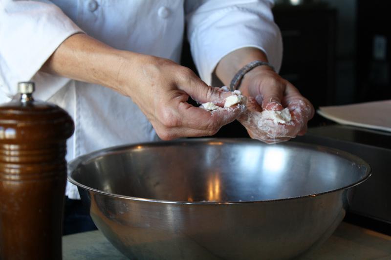 Faulkner Making Pastry 2011