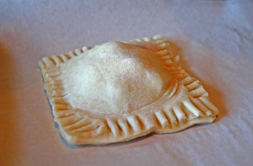 Homemade Pop Tart 2011