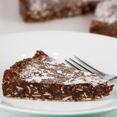 The Original Italian Power Bar – Chocolate Panforte (Gluten-Free)