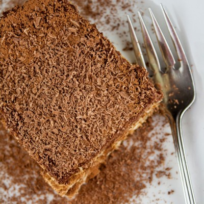 Tiramisu with a Twist (Gluten-Free option)