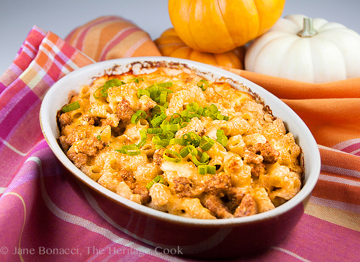 MELT-Robusto and Turkey Mac and Cheeselets; The Heritage Cook 2013