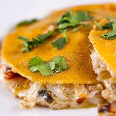 Cheesy Crab Quesadillas (Gluten Free)