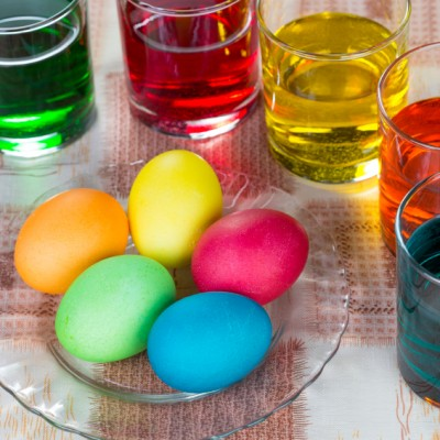 How to Make Perfect Hard-Boiled Eggs and Dye Them for Easter