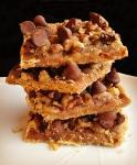 Natchez Cookie Bars; 2014 Selena Darrow, Selena Darrow Culinary Consulting