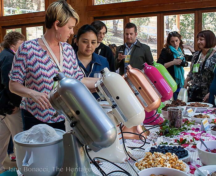 Big Traveling Potluck 2014, Jane Bonacci, The Heritage Cook