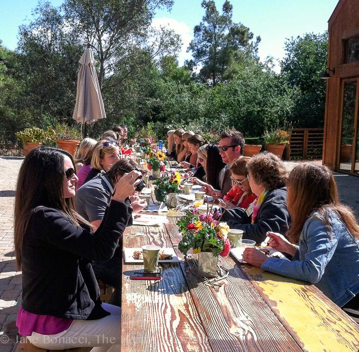 Big Traveling Potluck 2014, Jane Bonacci, The Heritage Cook