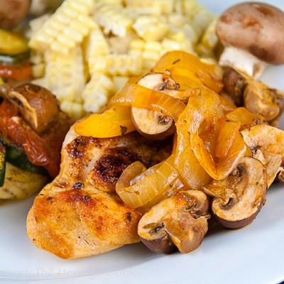 Chicken Marengo (SRC Part 2) – Gluten-Free