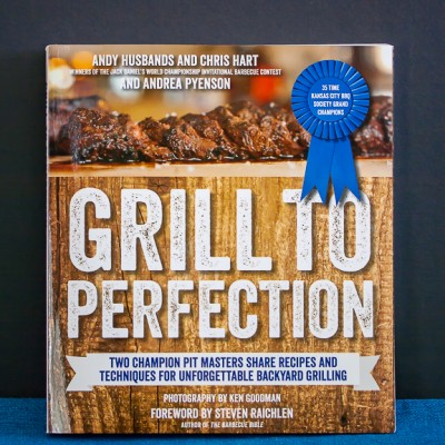 Book Review: Grill to Perfection cookbook