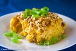 Spicy Mac and Cheese Family Casserole; 2014 Jane Bonacci, The Heritage Cook