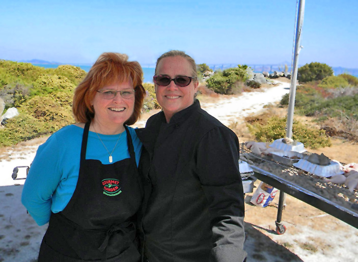 Winning Brisket Dinner; 2014 Jane Bonacci, The Heritage Cook