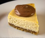 Vanilla Bean Cheesecake with Walnut Crust; 2014 Jane Bonacci, The Heritage Cook