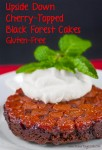 Cherry-Topped Black Forest Cakes, Gluten-Free (SRC)