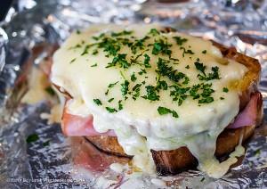 Gluten Free Croque Monsieur Sandwiches - The Heritage Cook ®