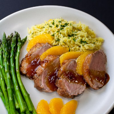 The Flavors of France & Duck Breasts a l'Orange