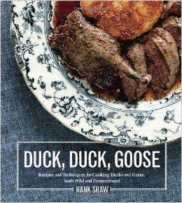 Duck Duck Goose Cookbook