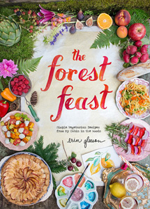 The Forest Feast Cookbook, filled with stunning photos and really easy recipes that make it the perfect cookbook for everyone