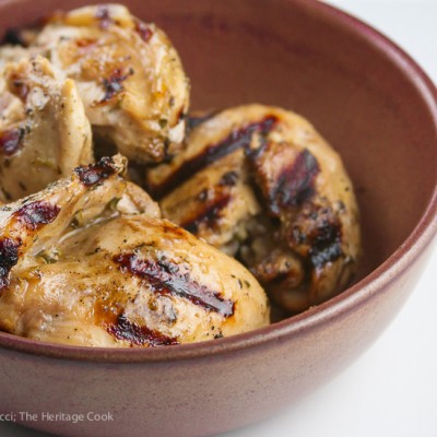 World's Easiest BBQ Chicken (Gluten-Free)