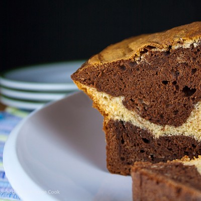 Chocolate Swirl Cake – So Good I Did it Twice!