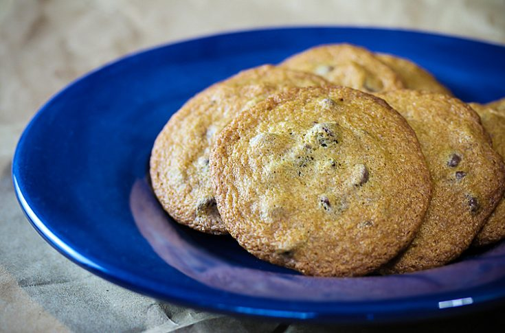 Powdered Peanut Butter Chocolate Chip Cookies SRC; 2015 Jane Bonacci, The Heritage Cook