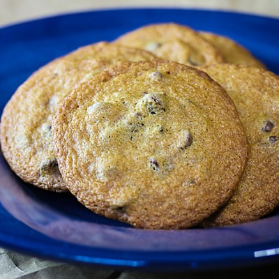 Powdered peanut butter, PB2, is the secret ingredient in these addicting cookies! Powdered Peanut Butter Chocolate Chip Cookies SRC; 2015 Jane Bonacci, The Heritage Cook