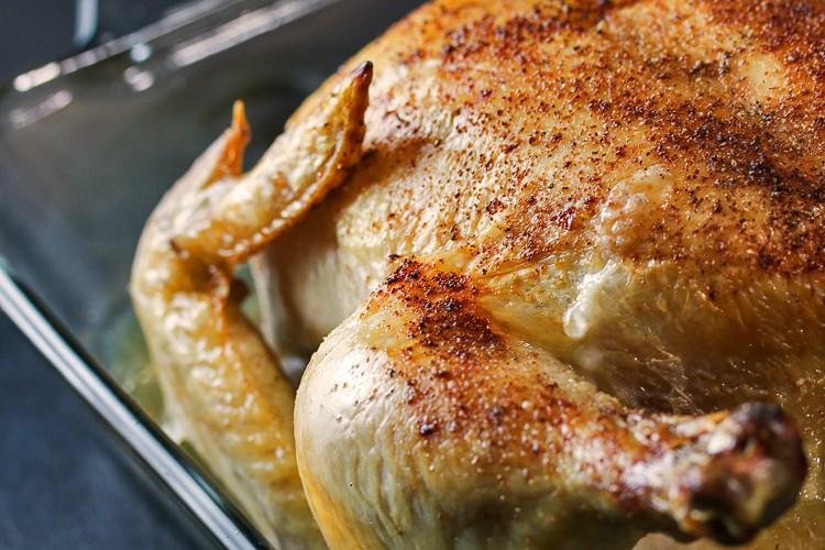 Following in My Grandma's Footsteps – Simple Roast Chicken