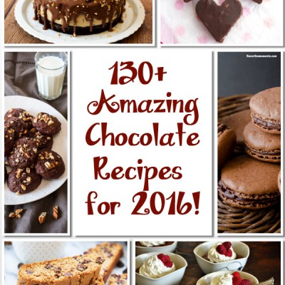 The Best Chocolate Recipes to Kick Off 2016 – Part 2