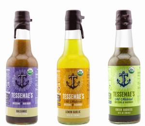 Tessemae's Organic Line Up SQ