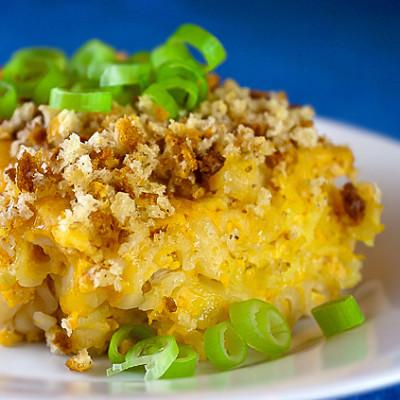 Cheese Fondue Pasta Ragout (Gluten-Free)